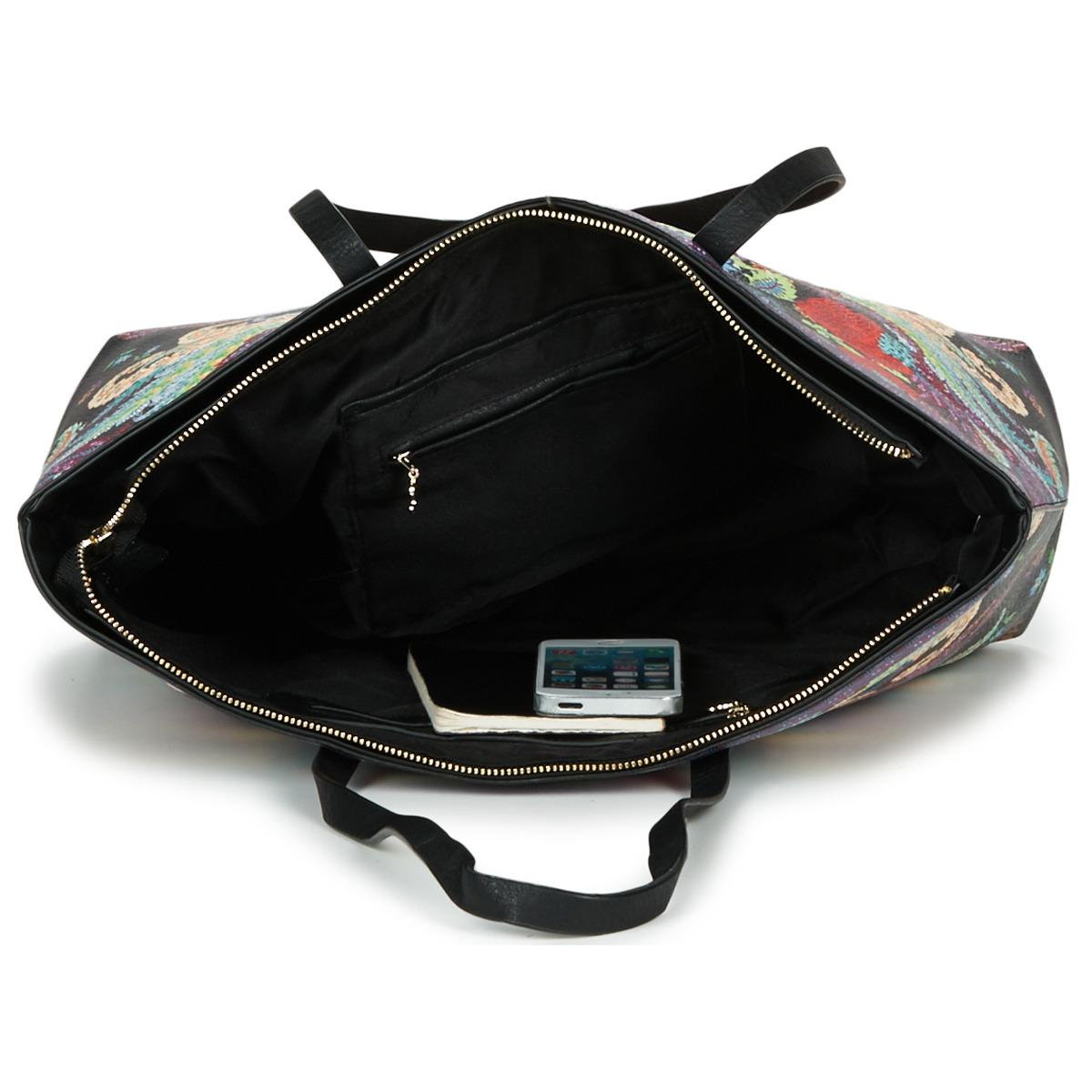 Desigual - Multicolor Feather Redmond Women s Shopper Bag In Multicolour  for Men - Lyst. View fullscreen 34a11c32be2dc