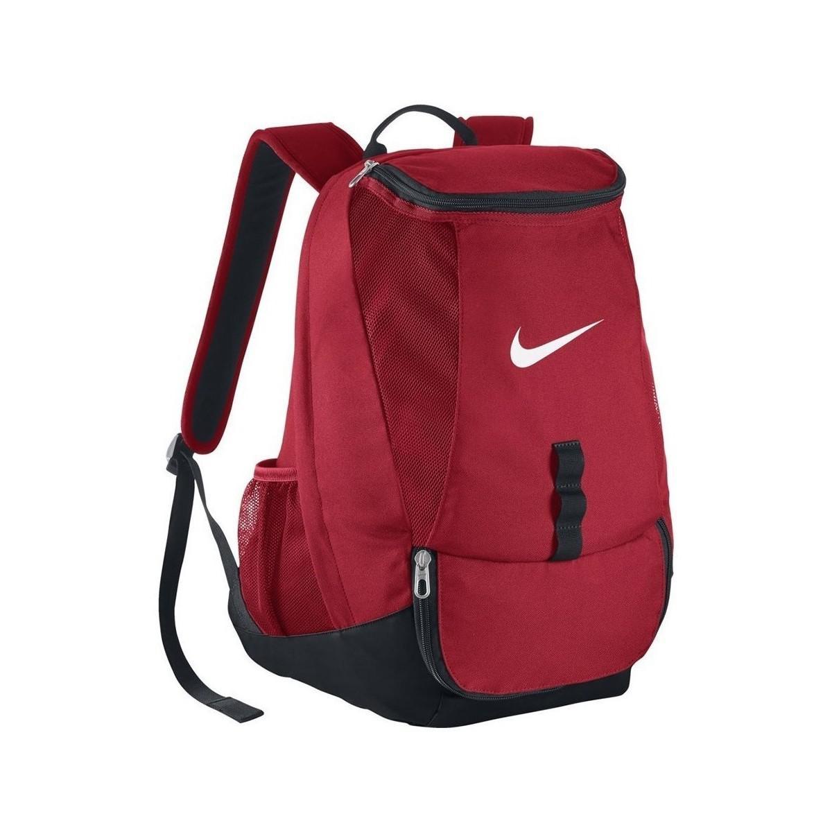 d19bbe15493d Nike Club Team Bkpk M Women s Backpack In Red in Red for Men - Lyst