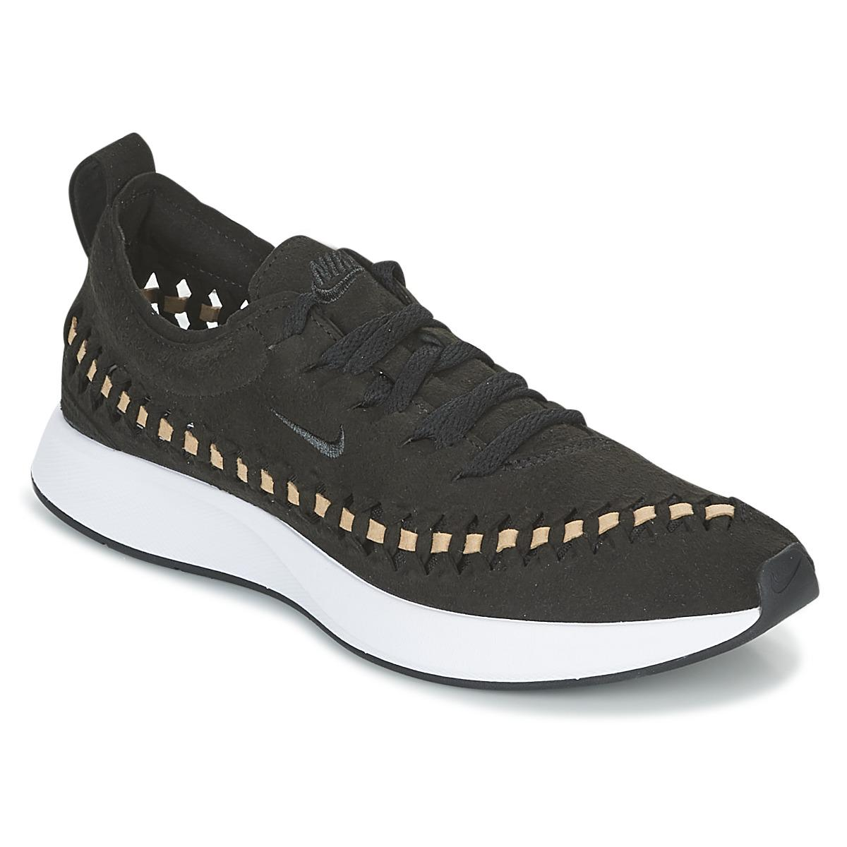 36927f8bbaf Nike Dualtone Racer Woven W Shoes (trainers) in Black - Lyst