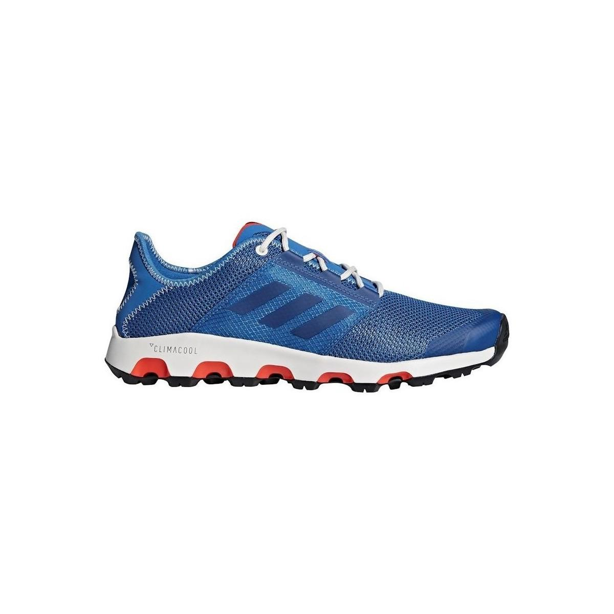 lyst adidas terrex cc - scarpe da uomo (formatori) in blu