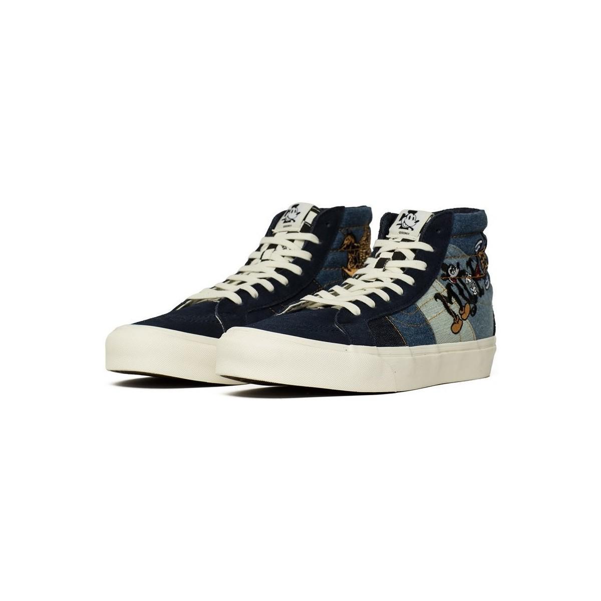 b10c2a1f46 Vans Vault Ua Og Sk8hi Le Lx X Mickey 90th Anniversary Men s Shoes ...