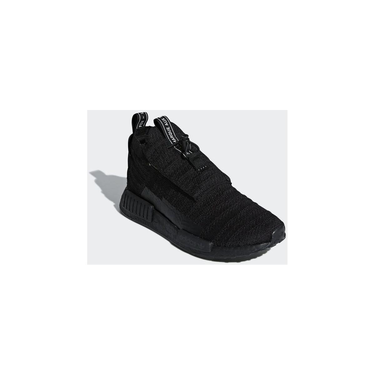 ac86ab9cae2dc6 adidas Nmd Ts1 Primeknit Gtx Men s Shoes (trainers) In Black in ...
