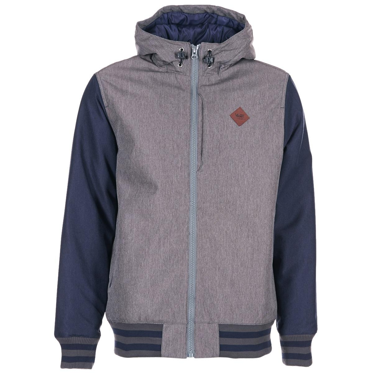 2e3fd51749 Vans Rutherford Mte Jacket in Gray for Men - Lyst