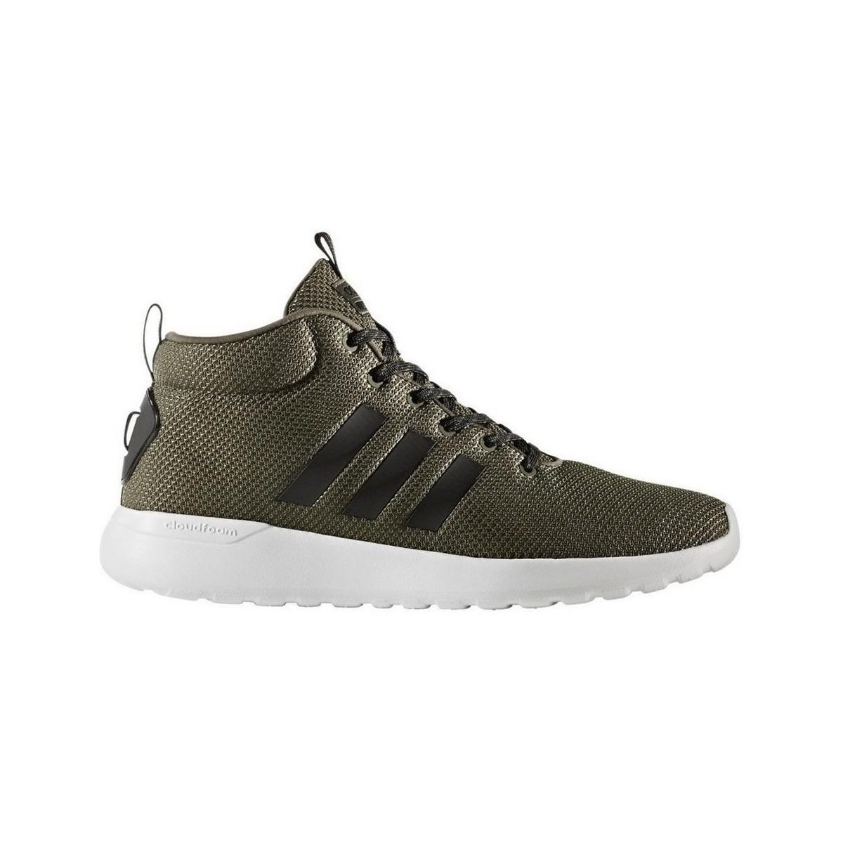 info for 82417 a5e81 sweden adidas neo cloudfoam cf lite racer mid mens shoes high top 72c7d  070ae
