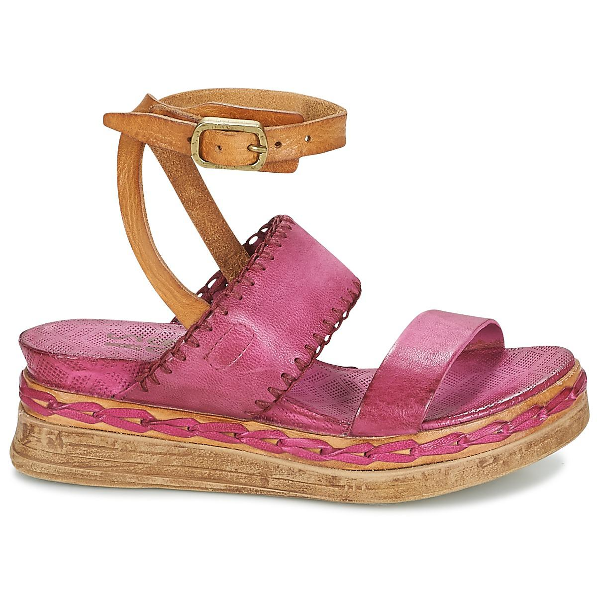 Airstep A S 98  Lagos Women's Sandals In Pink  Lyst  View fullscreen