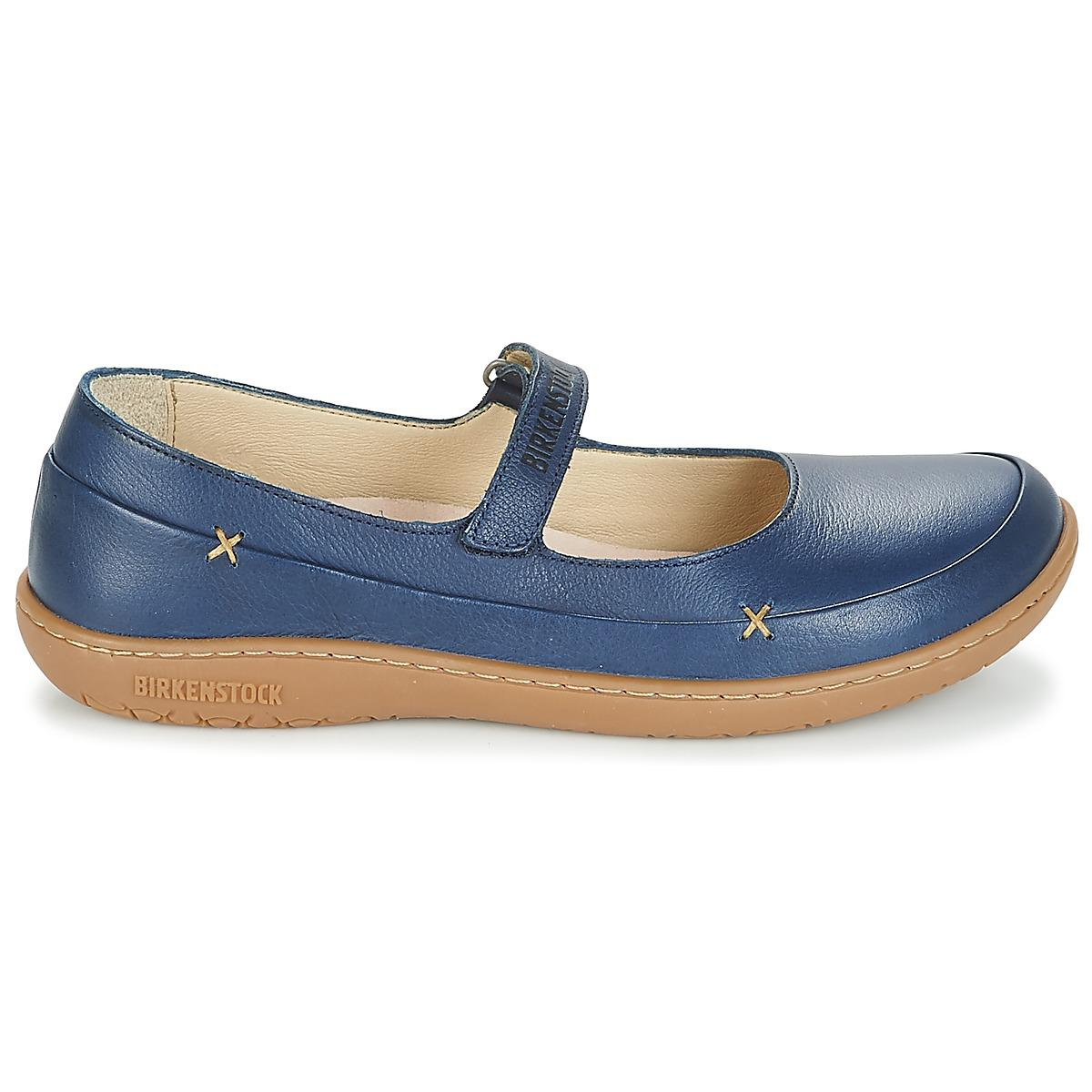 a3dccd13977d Birkenstock Iona Women s Casual Shoes In Blue in Blue - Save 30% - Lyst
