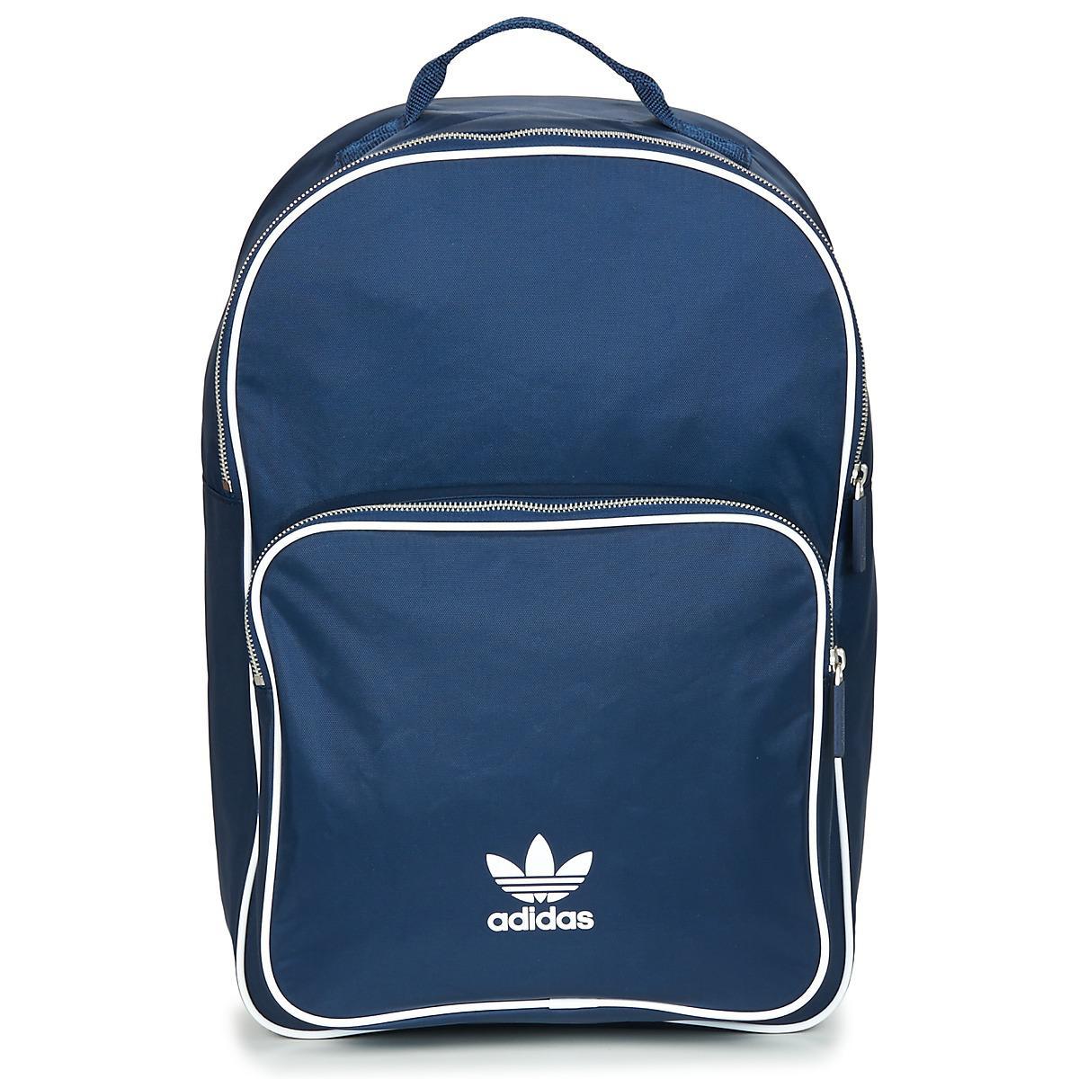 greece adidas dh2963 bolsa de deporte niñas multco eb4d0 c3024  usa adidas  bp cl adicolor mens backpack in blue in blue for men lyst a03a6 591a4 b86383c296bca