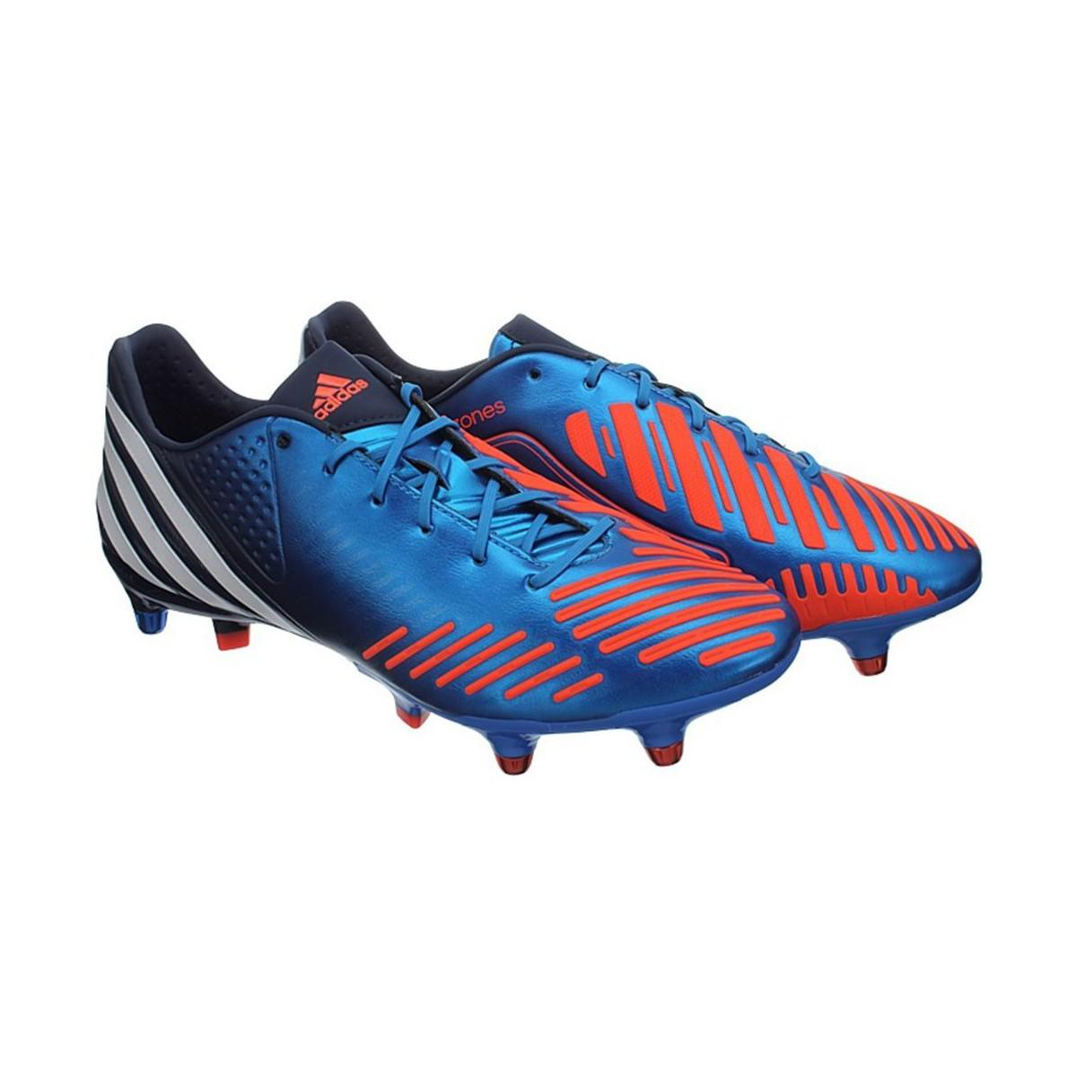 5f1a5fa38773 ... best price adidas predator lz xtrx sg mens football boots in blue in  blue for eecd4 coupon ...