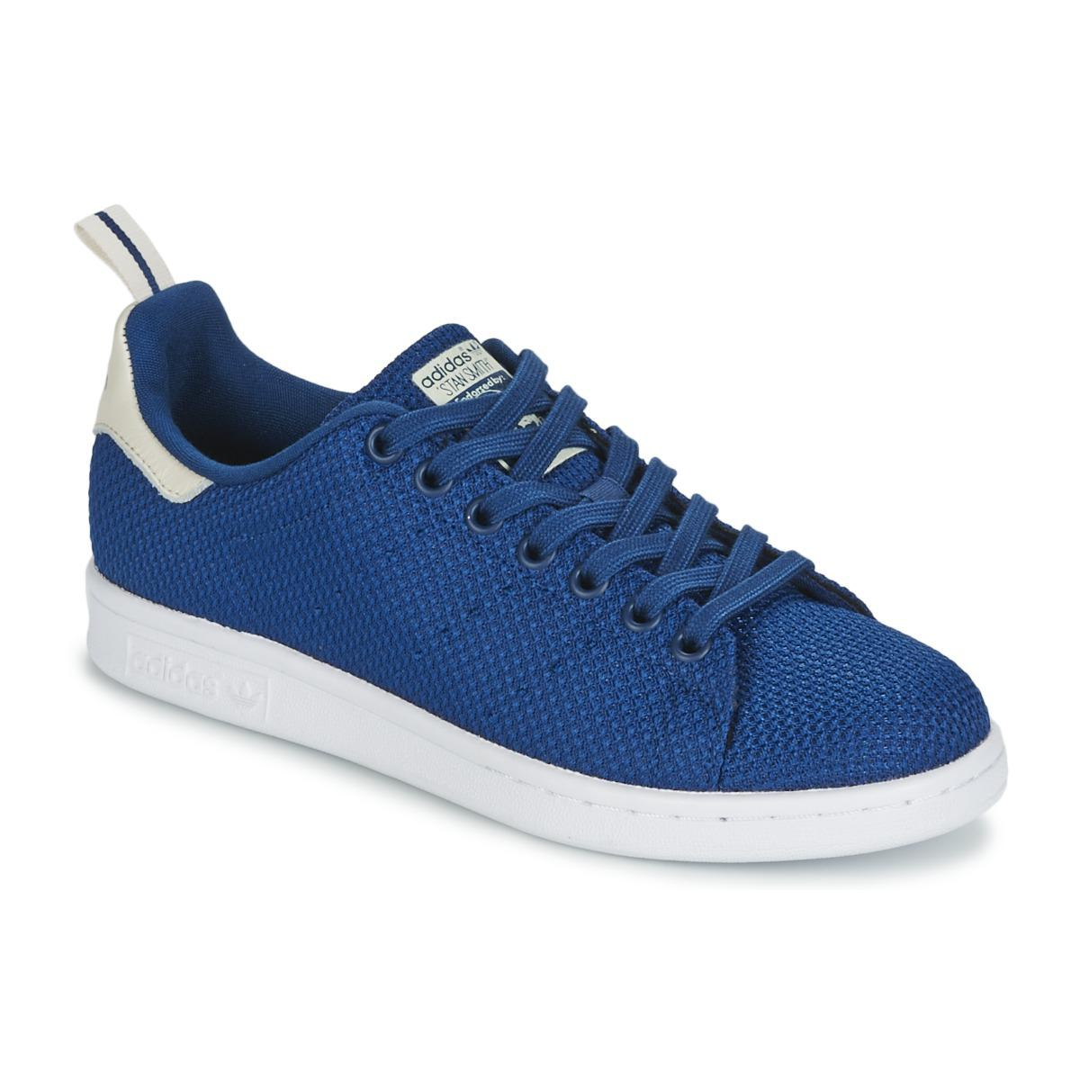 1db11fd0297 adidas Stan Smith Ck Men s Shoes (trainers) In Blue in Blue for Men ...