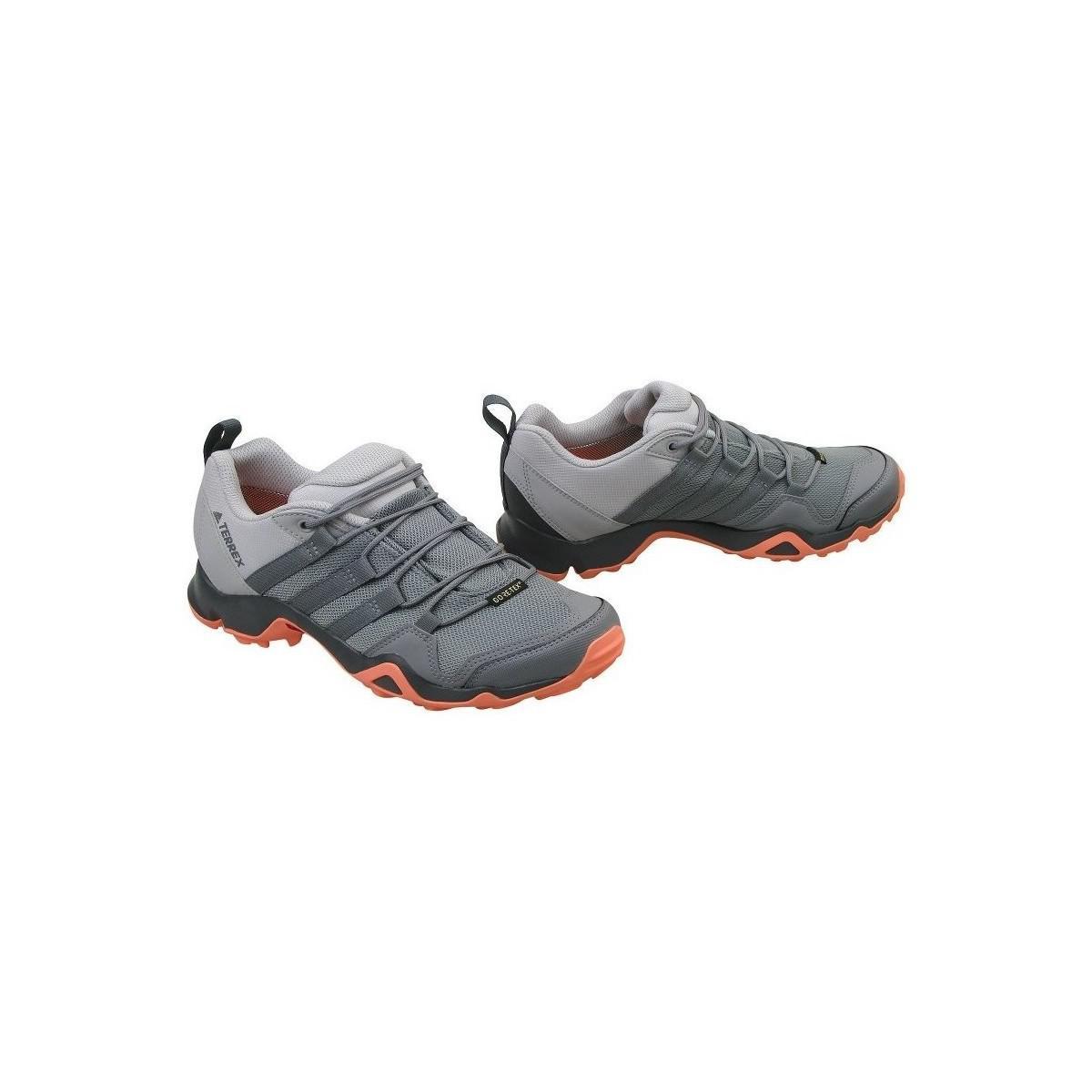 Adidas Terrex ax2r GTX W zapatos de mujer (instructores) en blanco en blanco