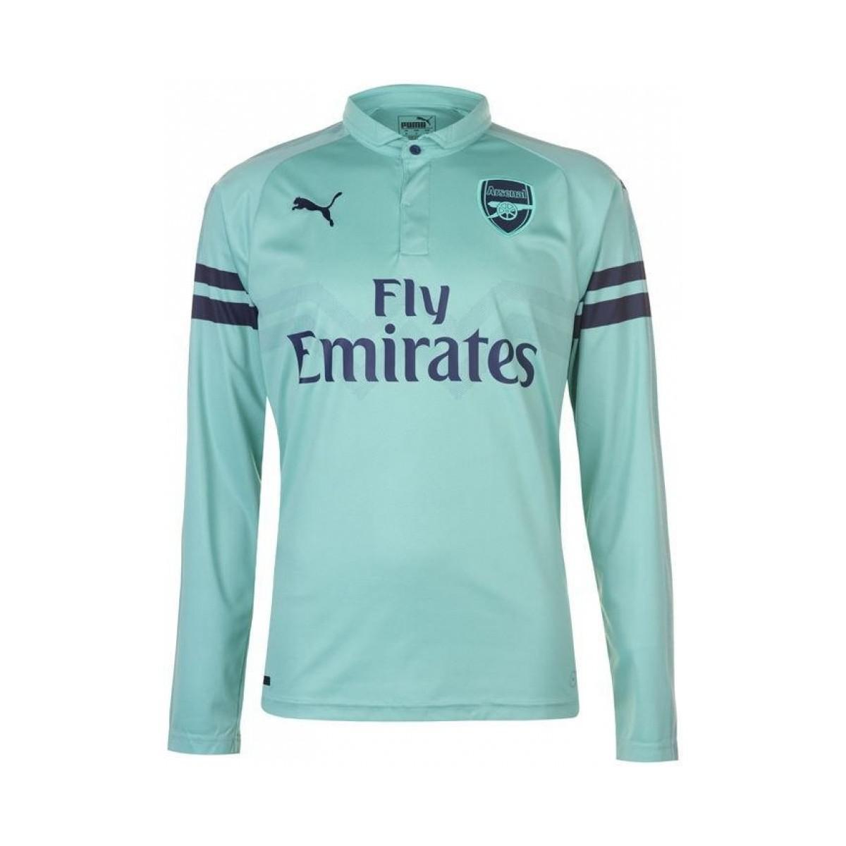 ee66236decd Puma 2018-2019 Arsenal Third Long Sleeve Shirt (kolasinac 31 ...