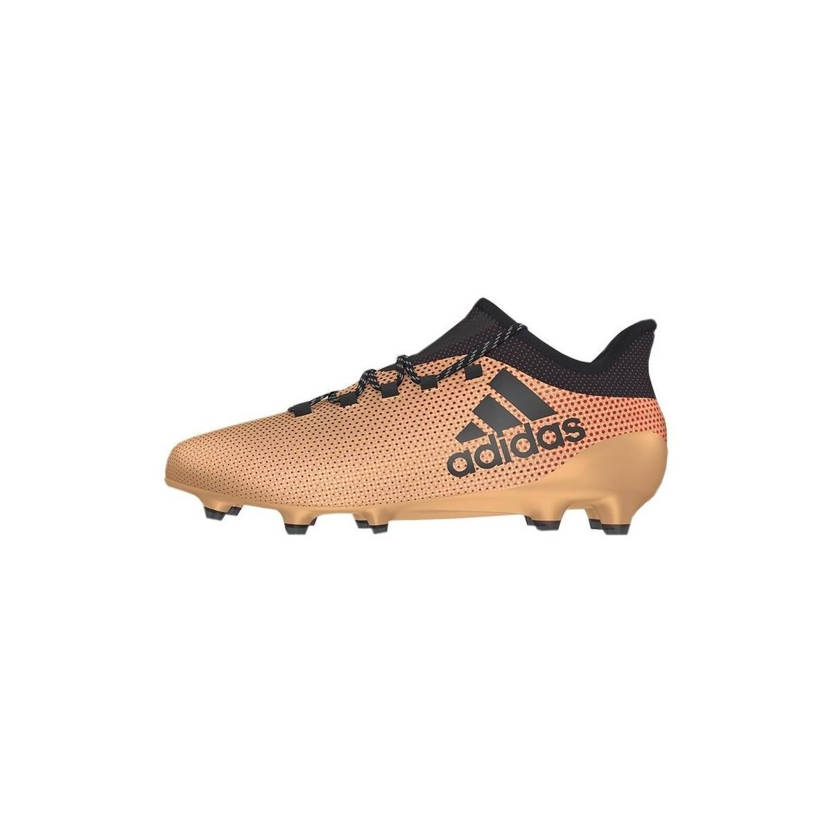 718829bf314cf Adidas X 171 Fg Men s Football Boots In Black in Black for Men - Lyst