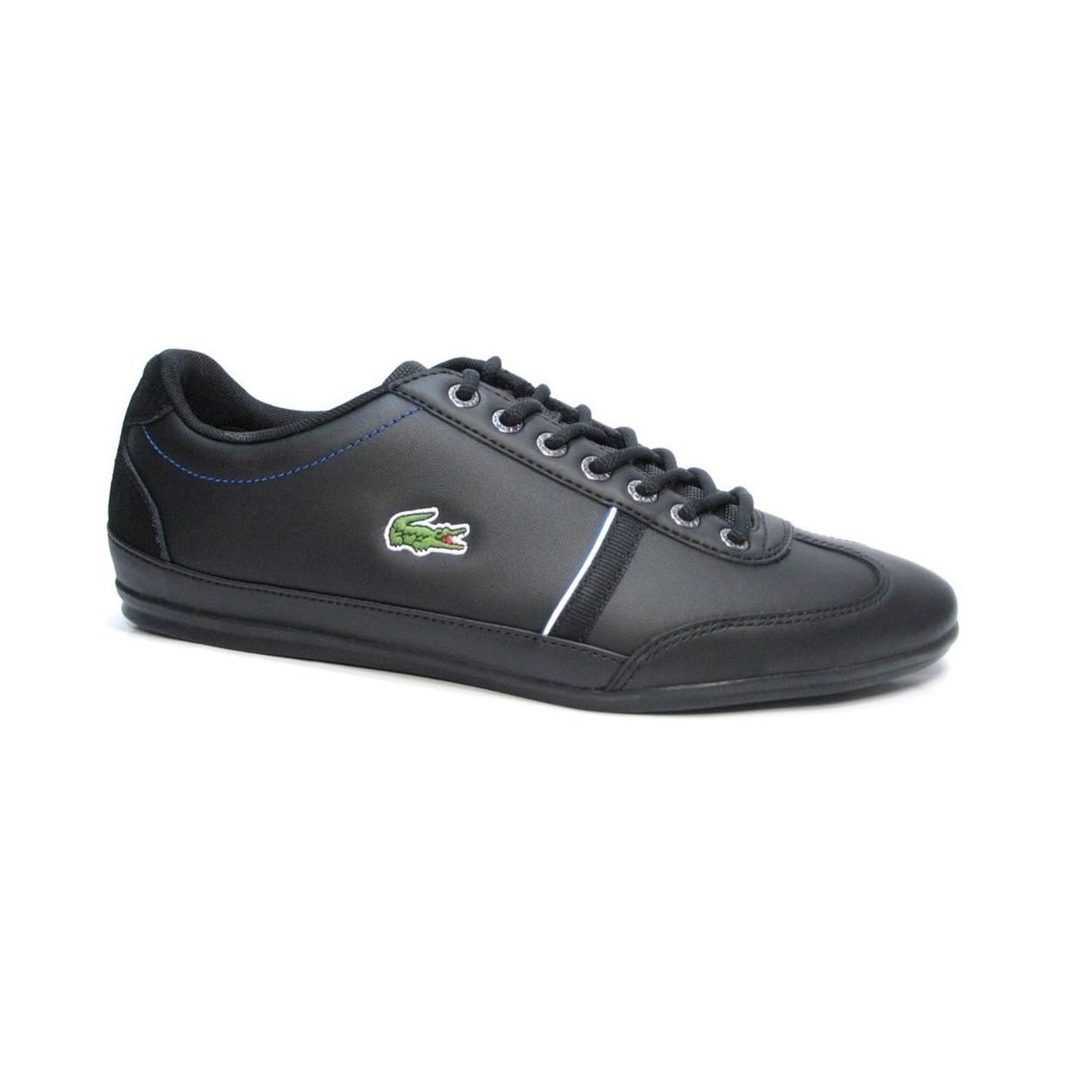 4e4f9b8c2b4c2b Lacoste Misano Sport 118 1 Cam Blkdk Blu Men s Shoes (trainers) In ...