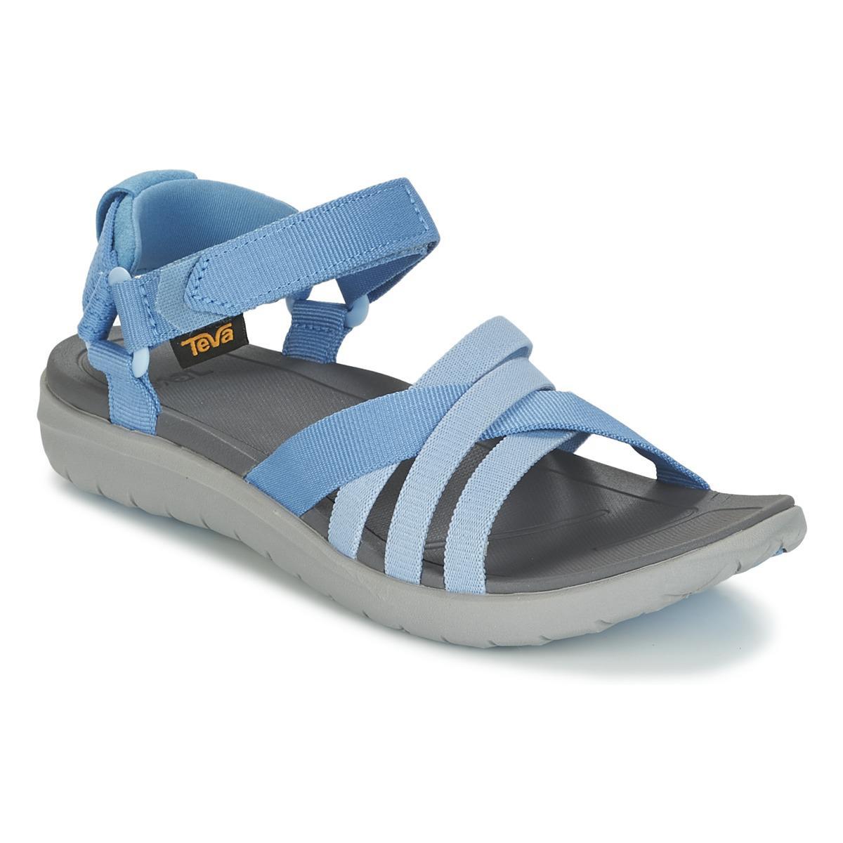 43cdd1573faa Teva Sanborn Sandal Women s Sandals In Blue in Blue - Save 20% - Lyst