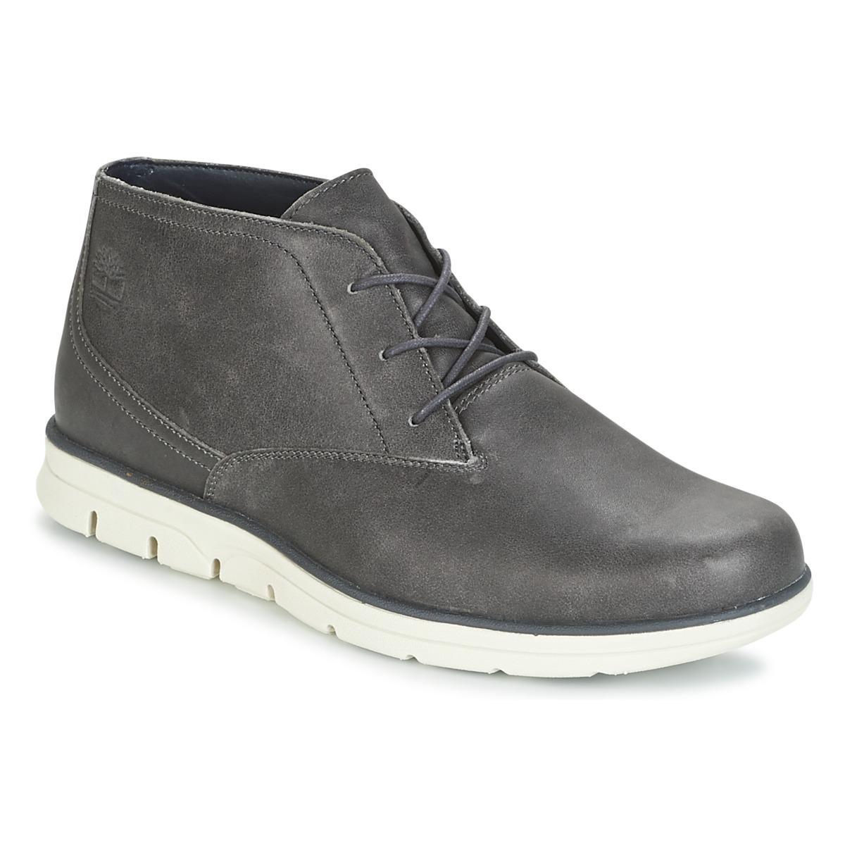 Timberland. Gray Bradstreet Pt Chukka Men's Mid Boots ...