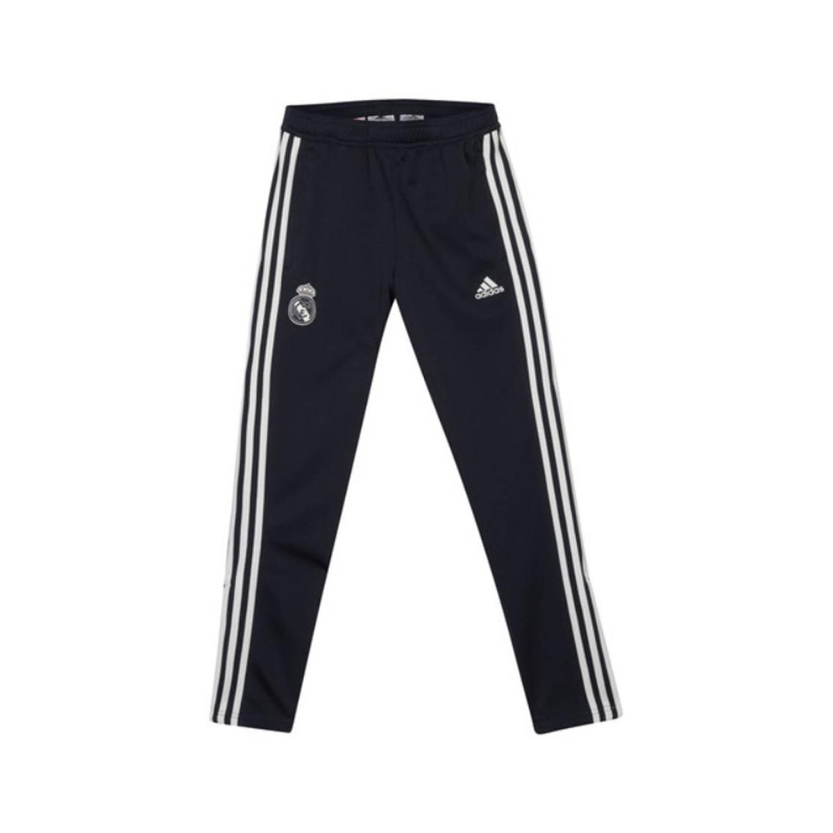 47787fd06 adidas 2018-2019 Real Madrid Training Pants (dark) - Kids Men s ...