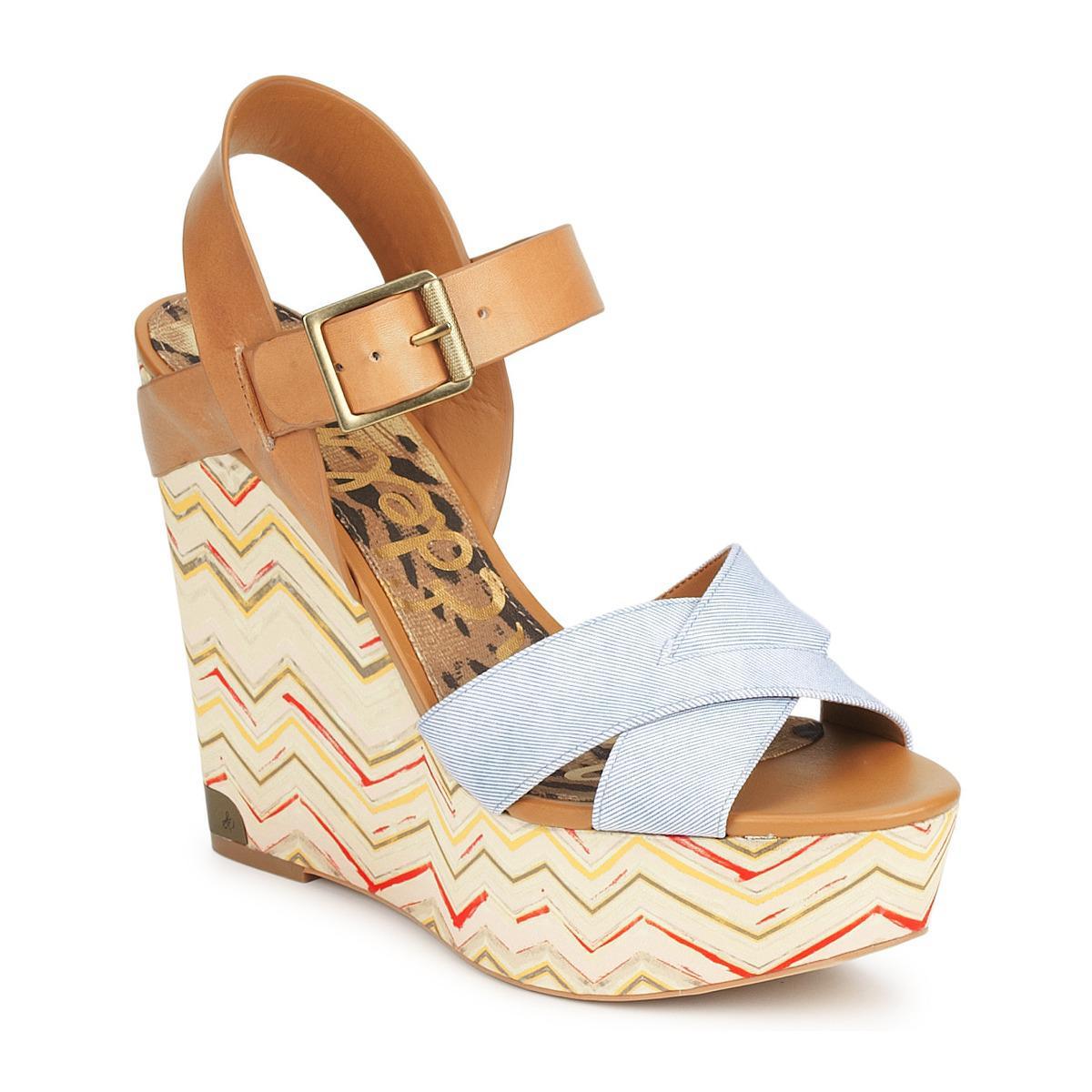 Sam Edelman SASHA women's Sandals in Sale Latest Collections 8nCW58N8tc