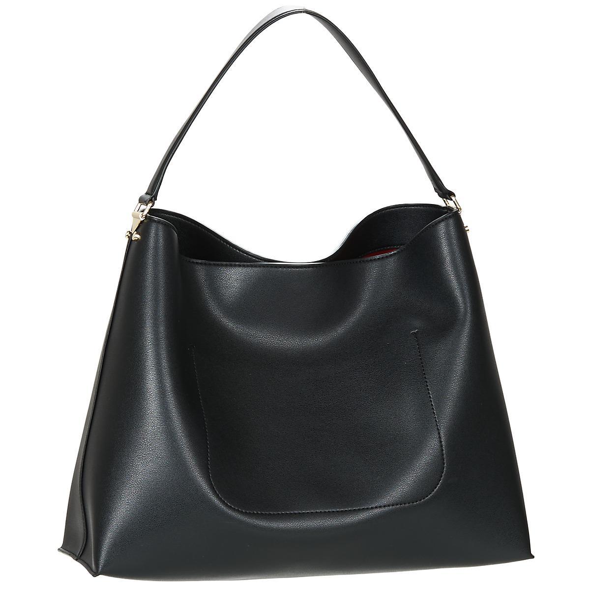 Emporio Armani - Nellie Hobo Women s Shoulder Bag In Black for Men - Lyst.  View fullscreen 5d05a4b9b5425