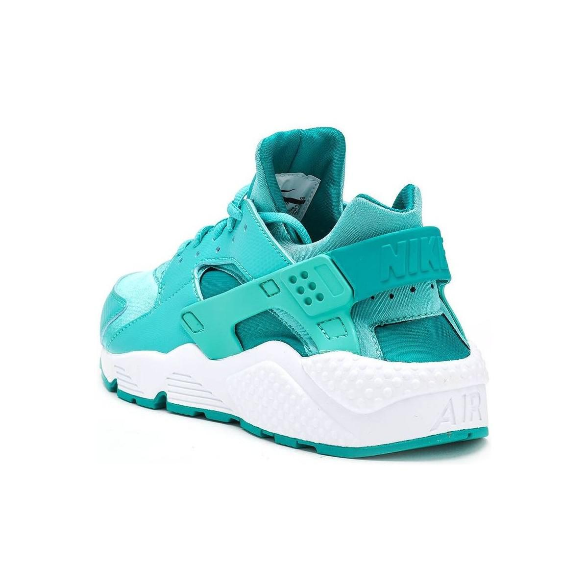Nike Air Huarache Run Women Trainers in Turquoise 634835 302 women's Shoes (Trainers) in Buy Online New Cost Cheap Price 2018 New Cheap Price Collections Cheap Online Cheap Sale 2018 CgLlF