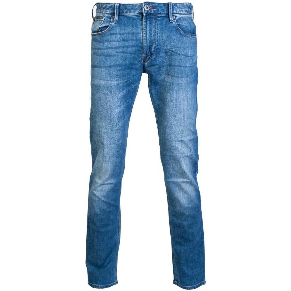 c9f64b86d6b Tap to visit site. Armani - Jeans Denim J06 Slim Fit 3z1j06 1dlrz Men's  Skinny Jeans In ...