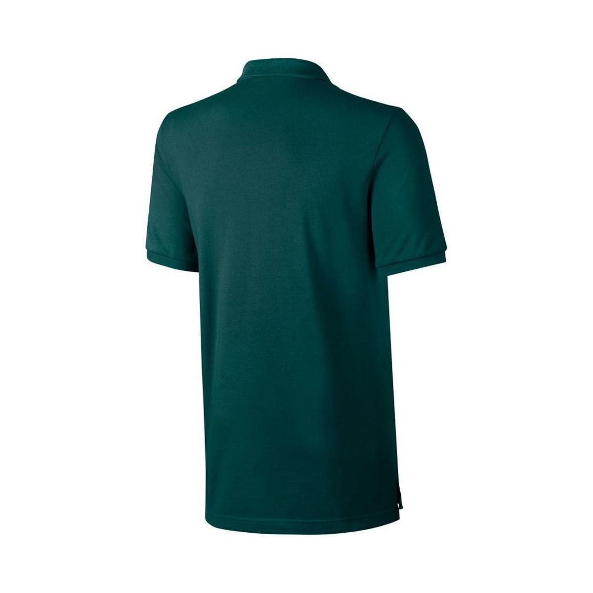 Nike 2017 2018 Man City Authentic Grand Slam Polo Shirt Outdoor