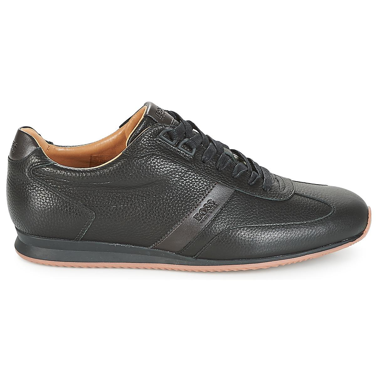 c3fe47eea8e BOSS by Hugo Boss Orland Lowp Tb Shoes (trainers) in Black for Men ...