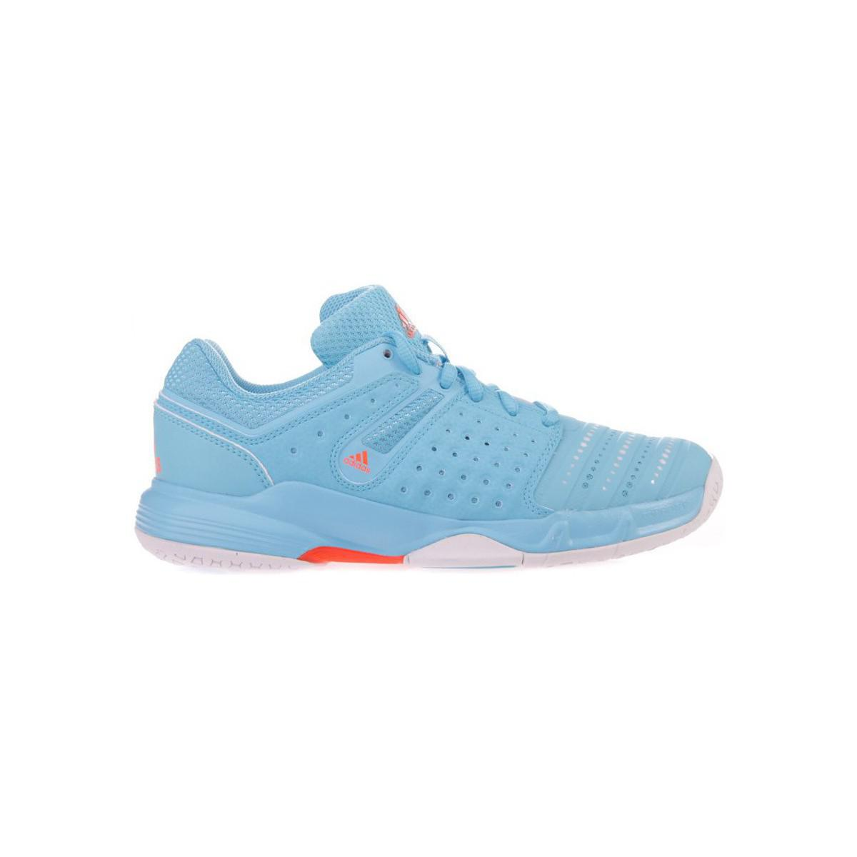 big sale ec748 db5f8 adidas Court Stabil 12 Womens Shoes (trainers) In Blue in Bl