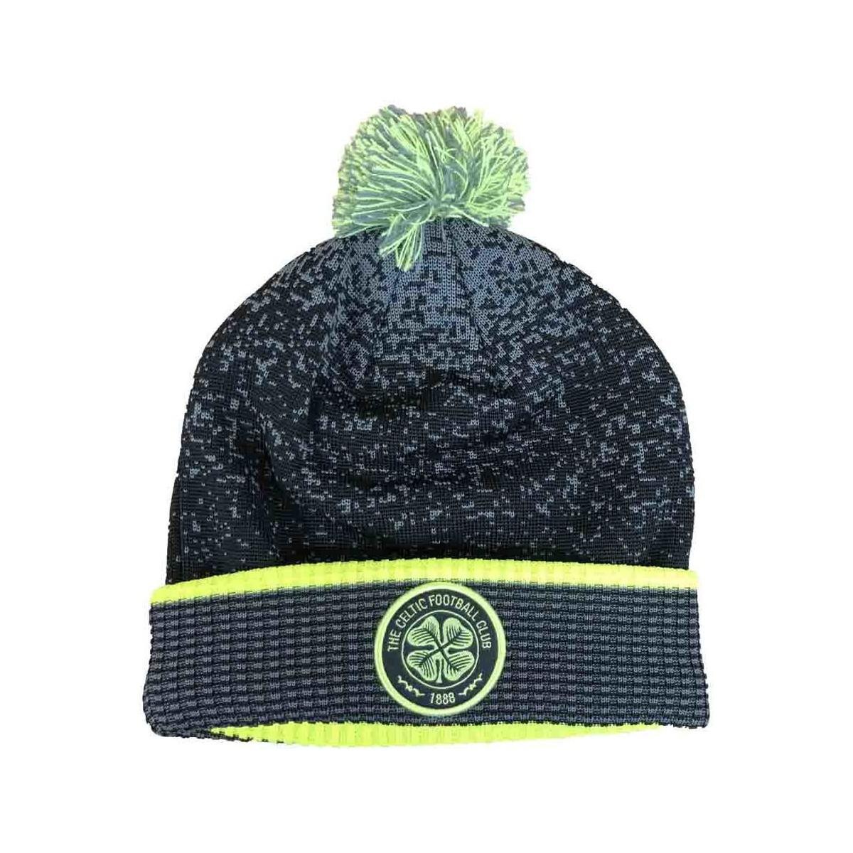 0b6ee507c13 New Balance 2018-2019 Celtic Woolie Hat Men s Beanie In Black in ...