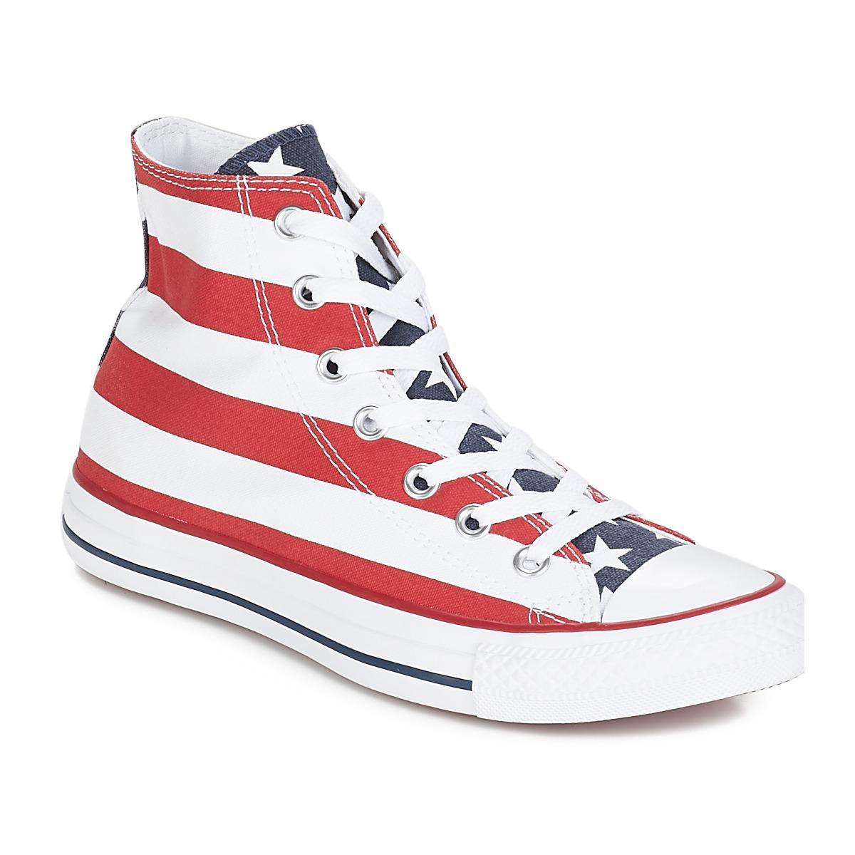 e0adc07f17f7 Converse Chuck Taylor All Star Print Hi Men s Shoes (high-top ...