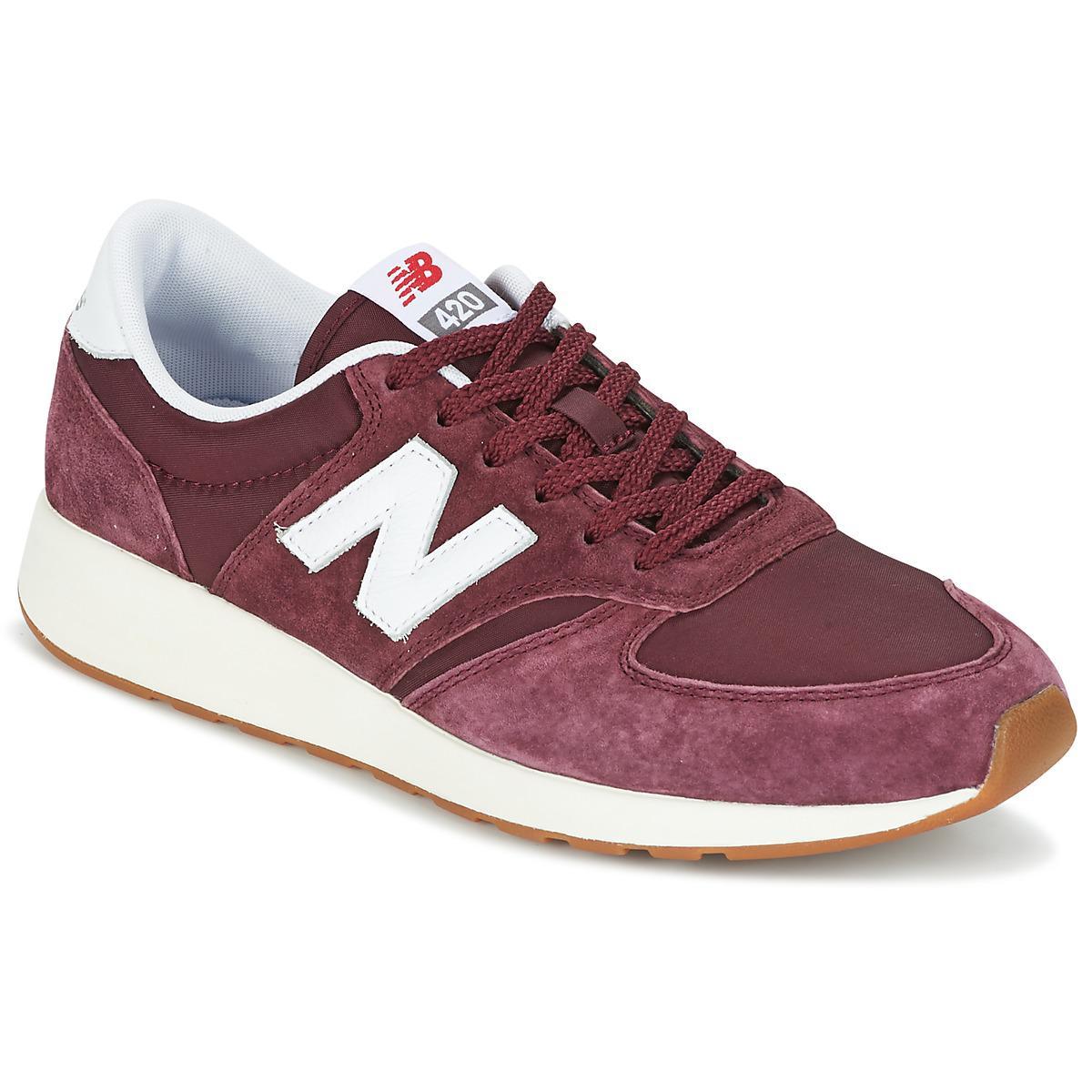 new balance mrl420 rouge