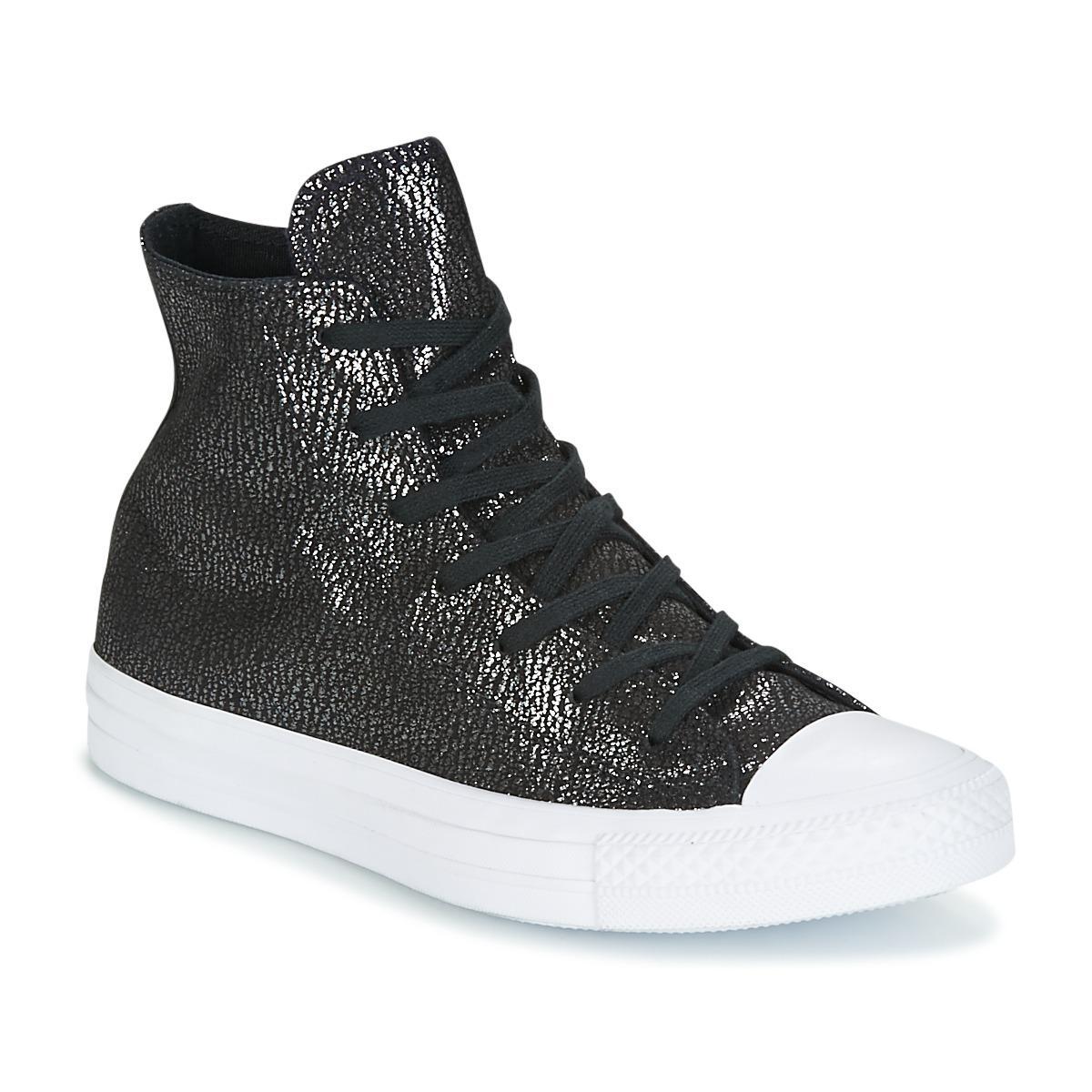 Converse Chuck Taylor All Star Hi Tipped Metallic Women s Shoes ... 940d6433b