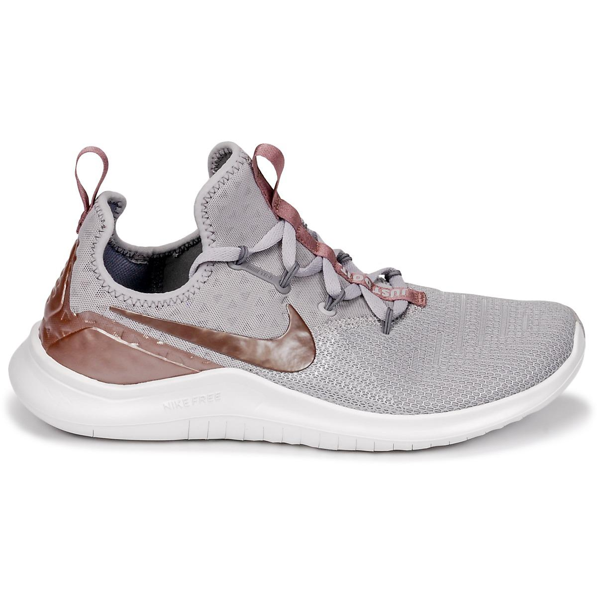 cec7225aeb147 Nike - Gray Free Trainer 8 Lm Trainers - Lyst. View fullscreen