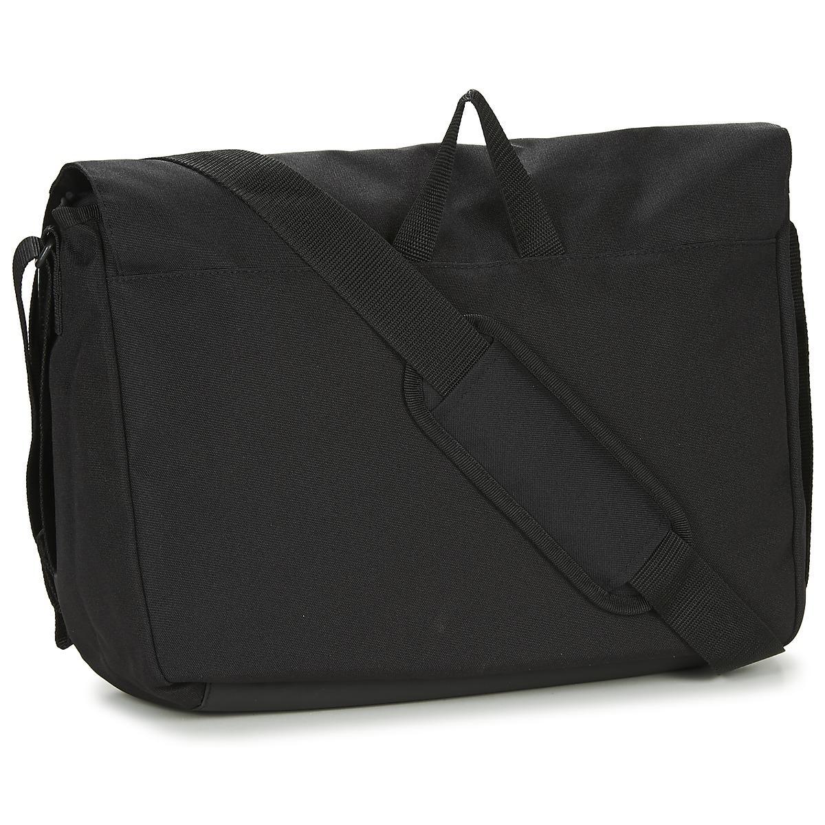 adidas Linear Messenger Messenger Bag in Black for Men - Lyst 5a35690d3a