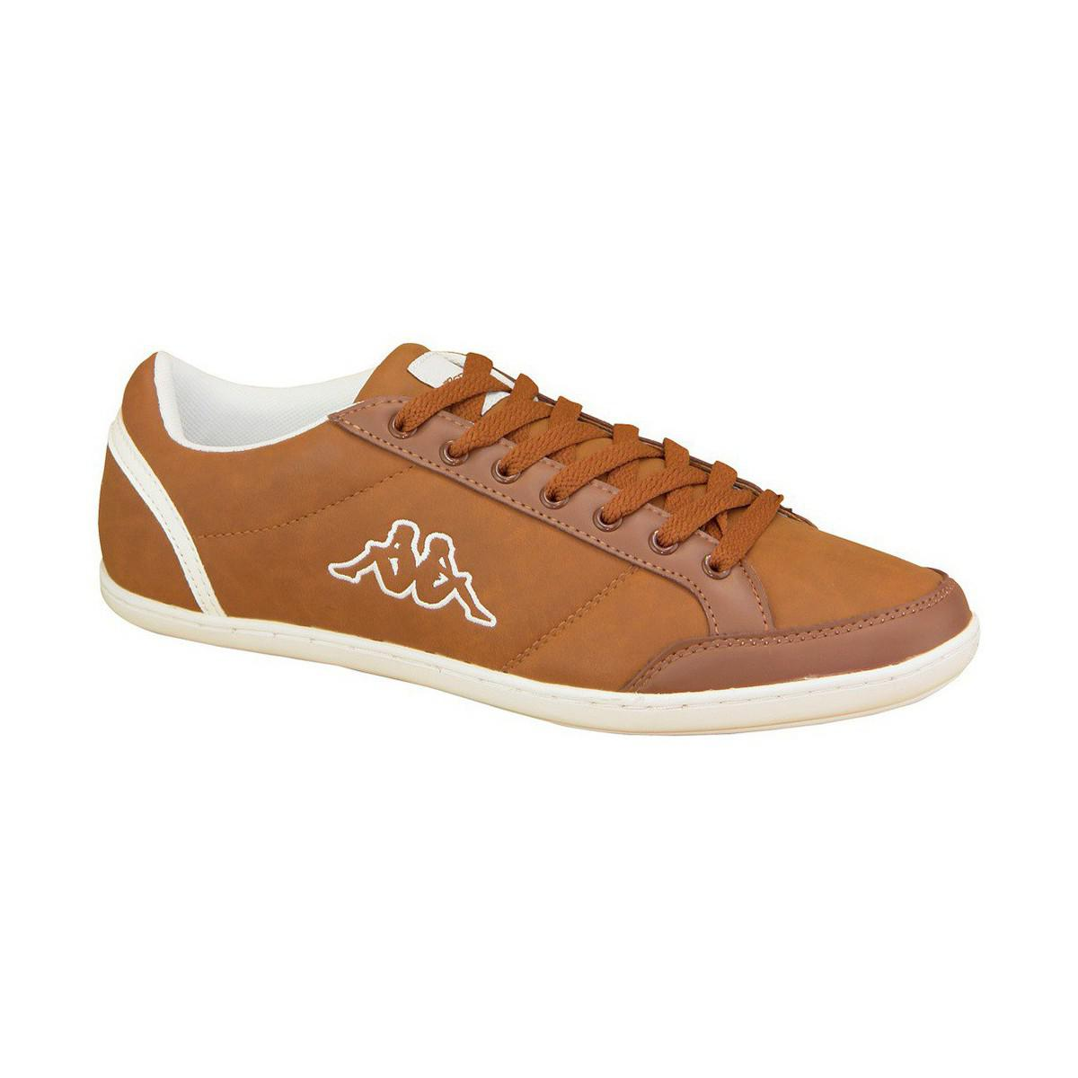 Kappa. Kent Low Men's Shoes (trainers) In Brown