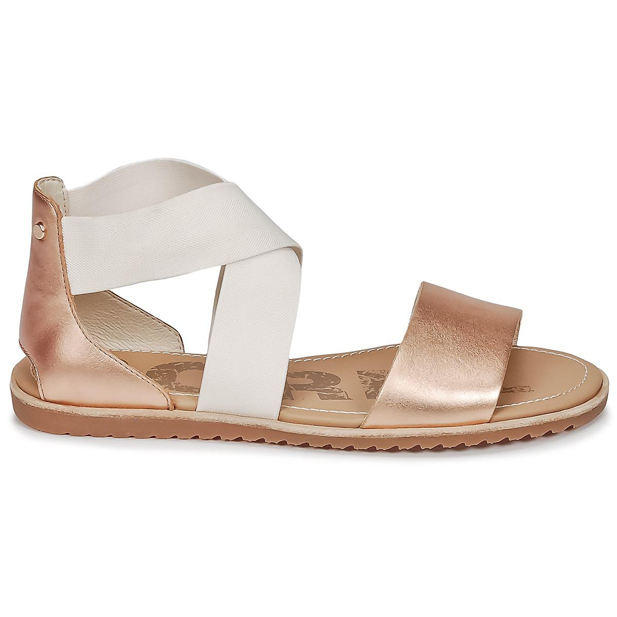 8300dcede Sorel - Natural Ella Sandal - Lyst. View fullscreen