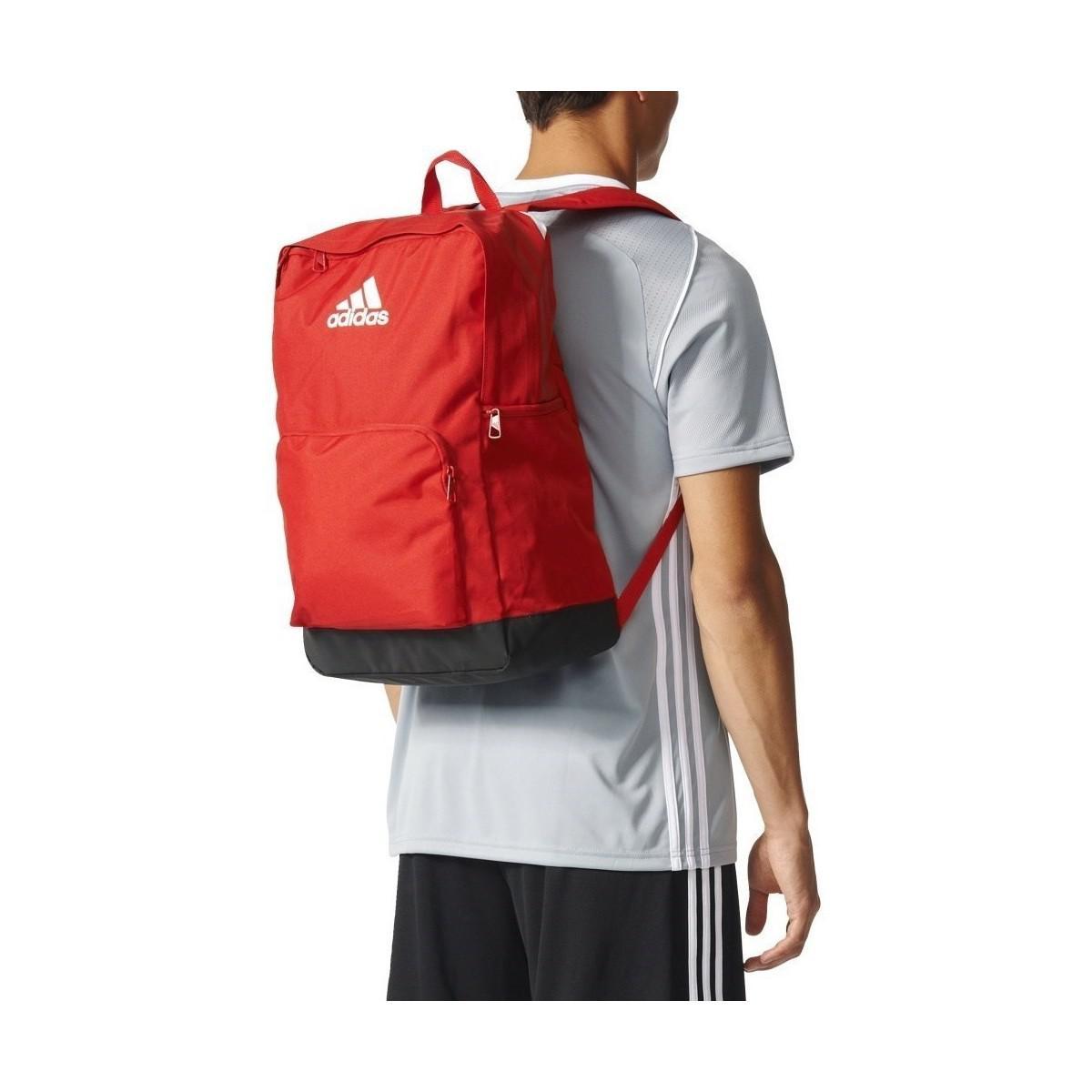 80d09da911e21 adidas Tiro 17 Bp Women s Backpack In Red in Red for Men - Lyst