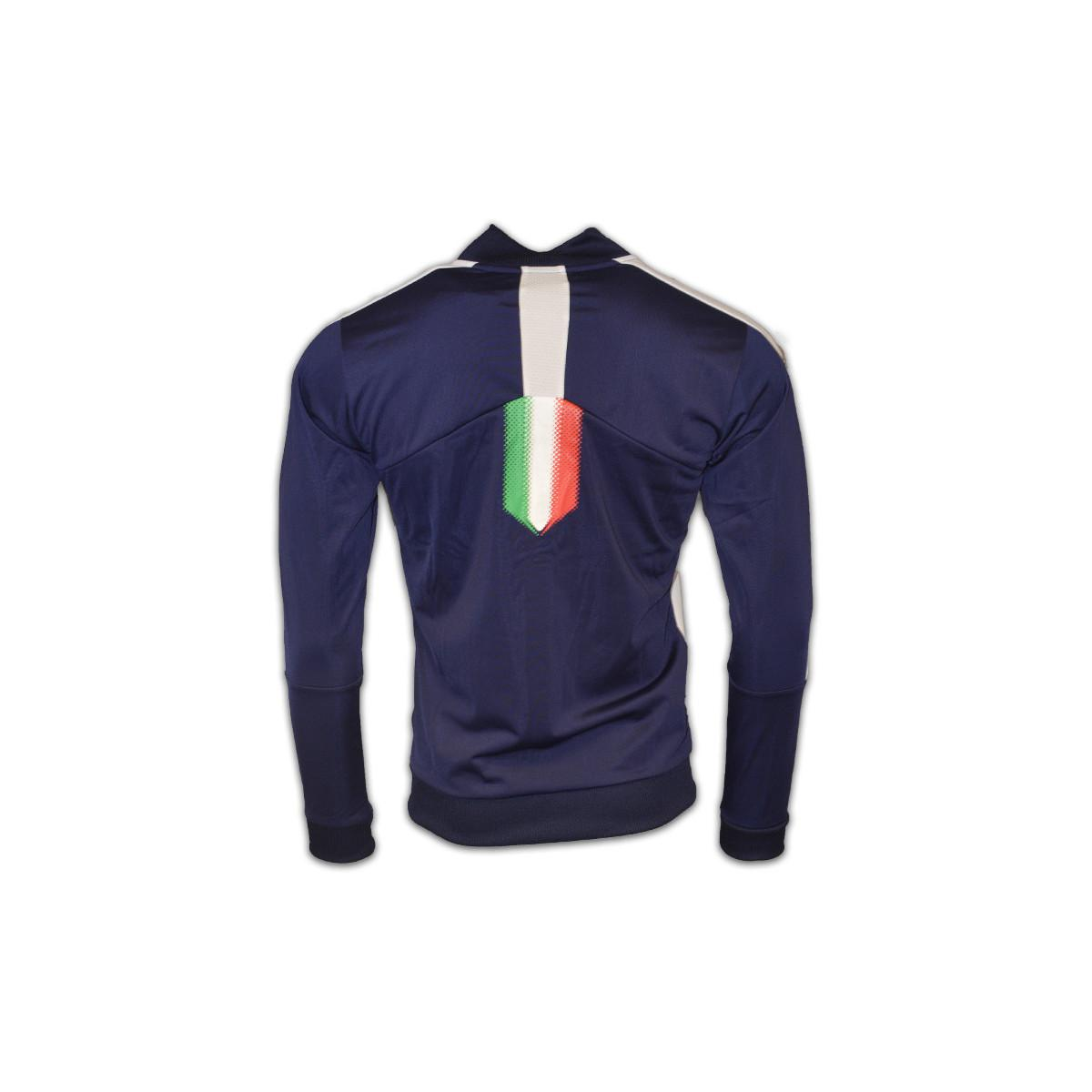 e06b499c70e1 PUMA - 2016-2017 Italy Stadium Jacket (peacot) - Kids Women s In Blue. View  fullscreen