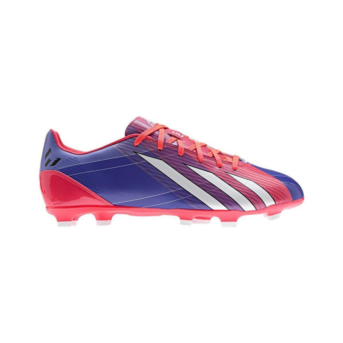 wholesale dealer 840e6 8d1b5 adidas F10 Trx Fg Men s Football Boots In Multicolour in Red for Men ...