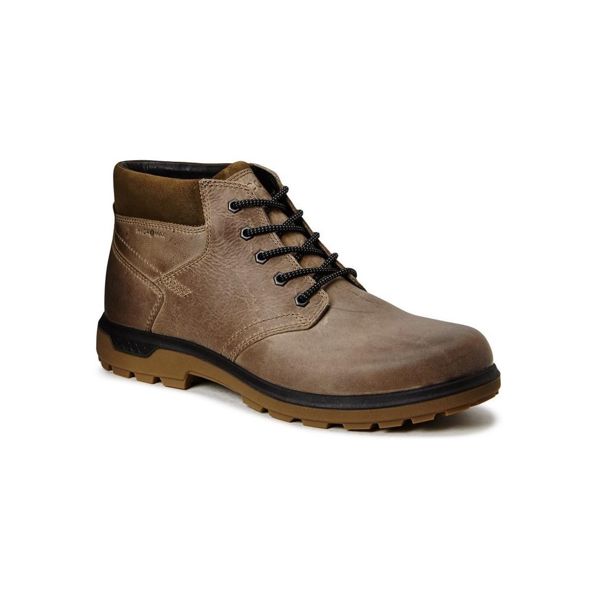 ecco WHISTLER - Walking boots - brown DZgPvT1uuh