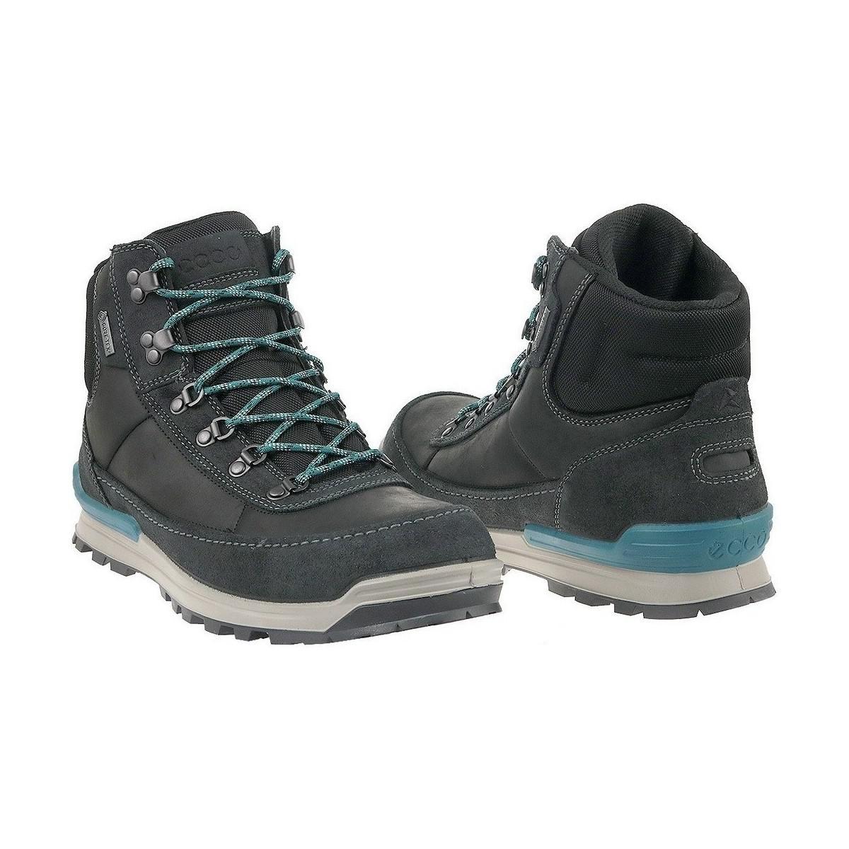 9f49c30b813b Ecco Oregon Men s Walking Boots In Black in Black for Men - Lyst