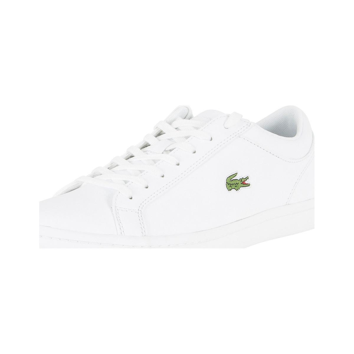 Lacoste Straightset Chukka 316 2 Trainers Color: White