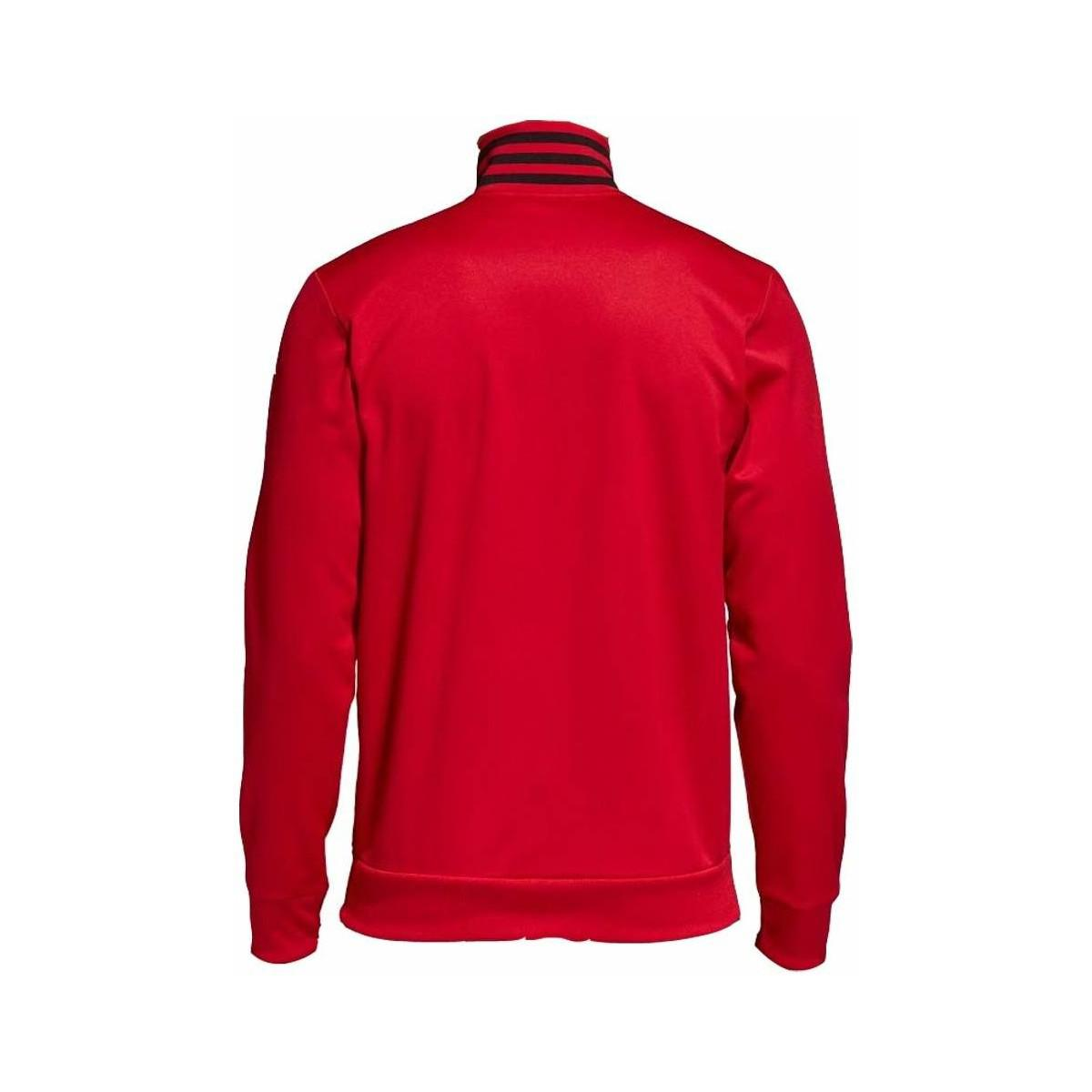 b16186bf2452d adidas 2018-2019 Man Utd 3s Track Top Men's Tracksuit Jacket In Red ...