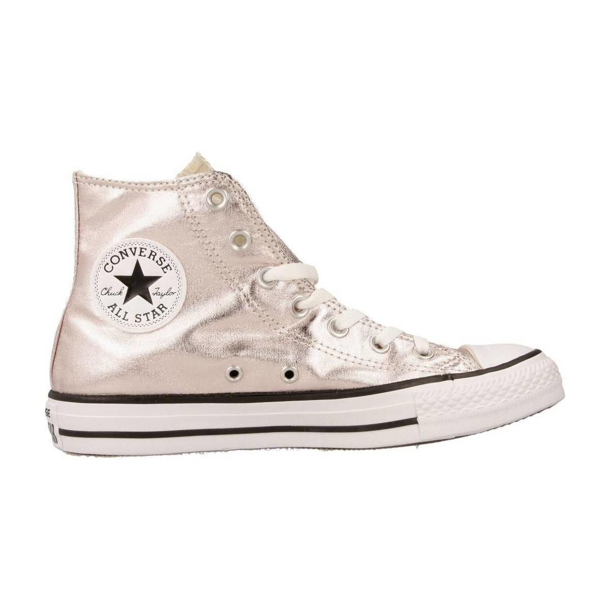 6b73f1f207c1 Converse Ctas Hi Rose Quartz white b Women s Shoes (high-top ...