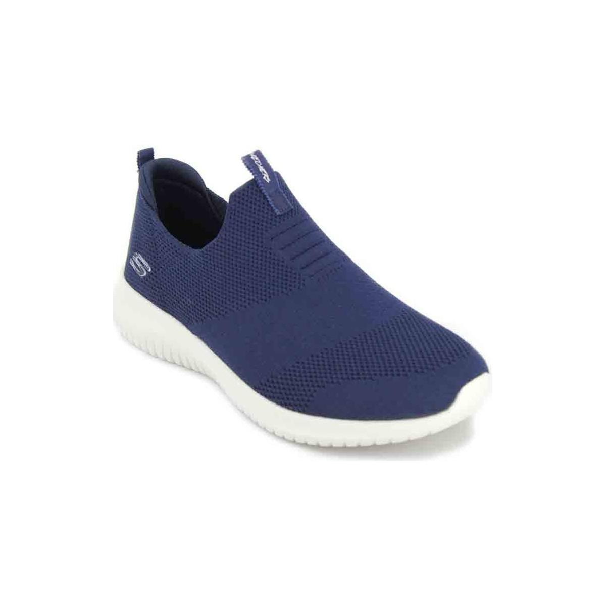 c46a83f56b1d Skechers 12837 Ultra Flex First Take Sneakers Women Women s In Blue ...