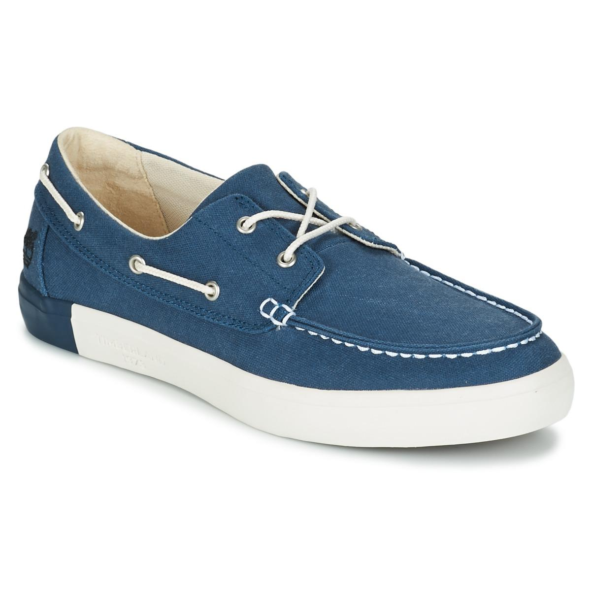 Timberland Newport Bay 2 Eye Boat Ox Men's Boat Shoes In