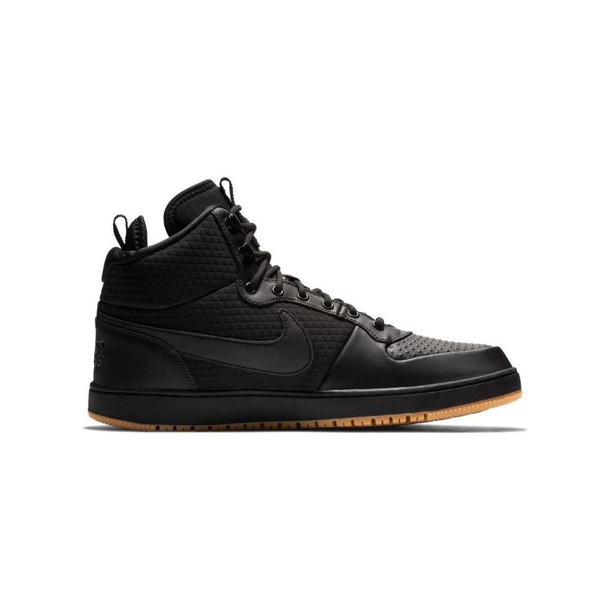 39ee109e6532af Nike Ebernon Mid Winter Aq8754 600 Men s Shoes (high-top Trainers ...