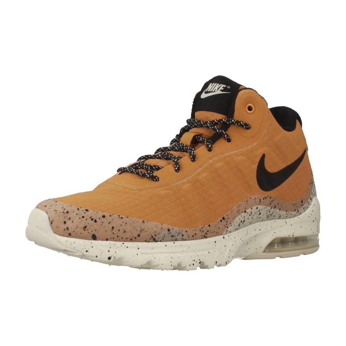 c455075f7166 ... cheapest nike air max invigor mid mens shoes high top trainers in beige  in 29faa 88635 ...