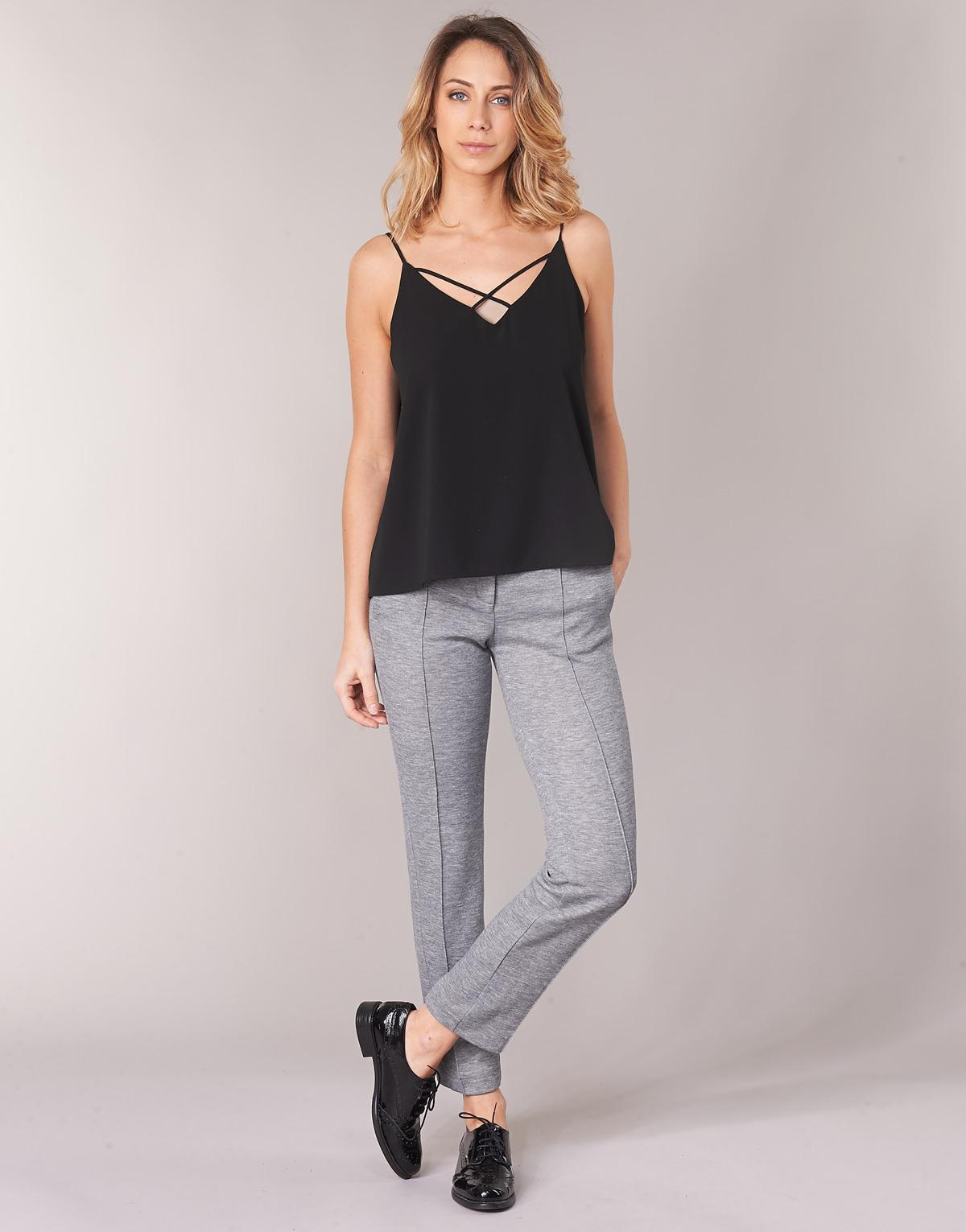 218dc0d1d34 Tommy Hilfiger Bjork T2 Pant Women s Trousers In Grey in Gray - Lyst
