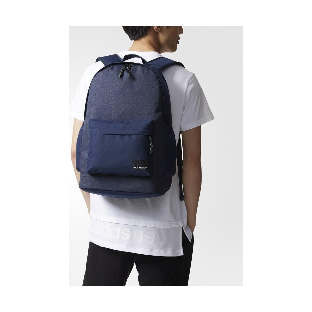adidas Bp Daily Xl Women s Backpack In Multicolour in Blue for Men ... 0e4cca5ab9e7b