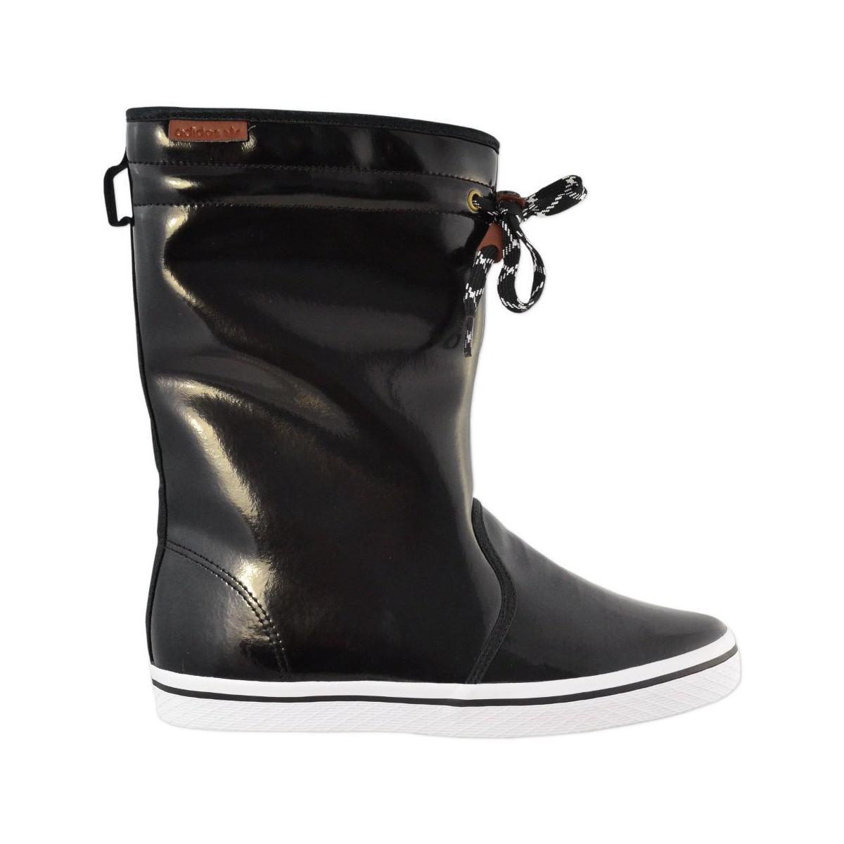 dameslaarzen Adidas Boot Lyst in Black W Honey wwORT6qBt